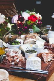 food tables at wedding reception wedding food ideas the grazing table polka dot bride