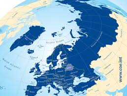 united states map and europe our member states