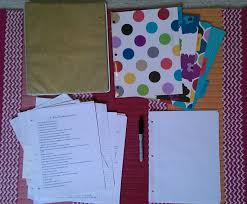 thick writing paper dreams and dandelions how to make a writing resource binder pretty ugly old new thick thin your choice a stack of lined paper a set of tabs access to the internet and a printer