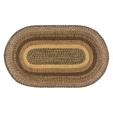 Jute Rug Amazon Com Vhc Brands Kettle Grove Jute Rug Oval 20x30 Kitchen