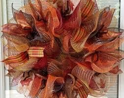 fall wreaths etsy