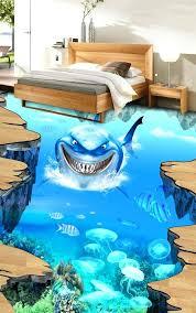 sol vinyle chambre enfant sol vinyle chambre enfant revatement sol trompe loeil effet 3d sur