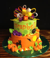 halloween birthday cupcake ideas campbell u0027s halloween birthday cake christie flickr