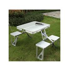 cing chair with table cing table and bench set moheganfd org