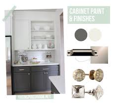 kitchen cabinet colors before u0026 after the inspired room