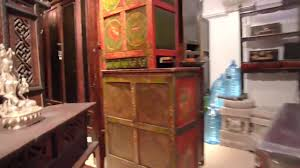Confalone Mobili by Mobili Cinesi E Tibetani Mp4 Youtube
