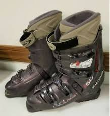 womens size 9 in ski boots salomon evolution 5 0 womens size us 9 1 2 ski boots ebay
