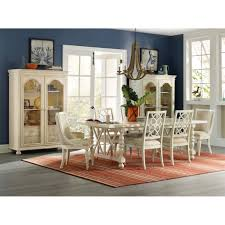 hooker dining room table hooker furniture sandcastle dining room group baer s furniture
