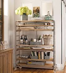 Metal Bakers Rack Best 25 Farmhouse Bakers Racks Ideas On Pinterest Open Shelving