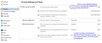 facebook privacy tips how to share without oversharing
