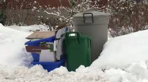 kitchener garbage collection region says friday s waste collection to be delayed by a week