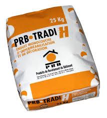 Enduit Ciment Parpaing by Enduit Monocouche Tradiclair H Gibraltar Sac De 25kg Prb