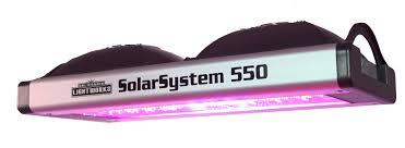 california led grow lights solarsystem 550 led grow light controller quick bloom lights