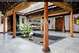 homes with interior courtyards beautiful courtyard of a traditional indian home keralam