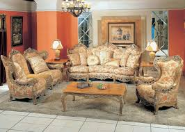 How To Set Living Room Furniture Lillian Luxury Sofa Seat Two Formal Living Room
