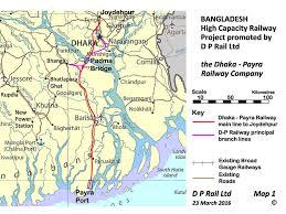 England Train Map by Dhaka U2013 Payra Railway To Be Developed By Uk Company Railway Gazette