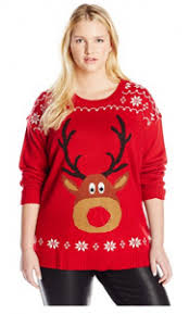 top 5 best plus size ugly christmas sweaters xxl xxxl sweaters
