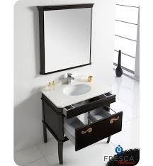 fresca fpvn7524ab platinum london 32 inch antique black bathroom