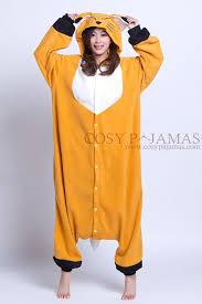 onesies fox onesie kigurumi pajamas