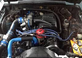 1995 Mustang Black Fox Body Air Induction The Throttle Body U0026 Intake Manifold