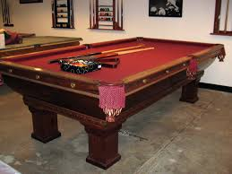 Antique Brunswick Pool Tables by What Is A Regulation Size Pool Table U2013 Thelt Co