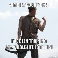 Walking Dead Daryl Meme - the walking dead daryl dixon edition pics my griswold
