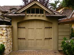 Cottage Style Garage Doors by Even The Garages In Carmel Are Charming Once Upon A Time Tales
