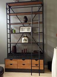 etagere bookcase etra tall shelving unit with jennandpete