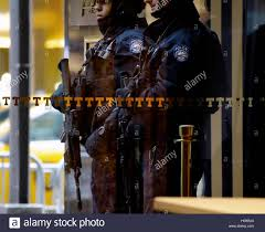 counter terrorism bureau york city counterterrorism bureau patrol out front of