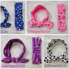 headband baby murah pakaian kanak kanak dan bayi haibibi collections knotted headband