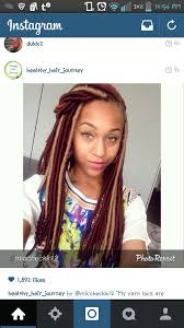 hair style with color yarn 31 best yarn braids images on pinterest yarn braids protective