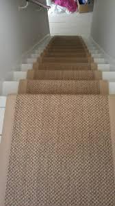 Sisal Stair Runner by J Hayden Carpets February 2013