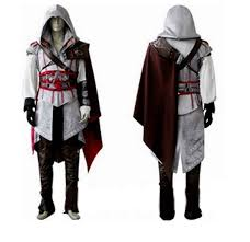 buy assassin u0026 39 s creed ezio halloween costume in cheap