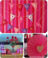Valentine S Day Flags Cupcake Wishes U0026 Birthday Dreams Bugs U0026 Kisses Valentine U0027s Day