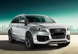 audi jeep 2015 new audi 2016 q7 the second generation of the luxury crossover