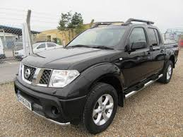 nissan d40 accessories uk used 2006 nissan navara aventura dci 4x4 d cab for sale in