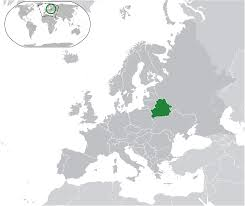 A Map Of Europe Where Is Belarus Located On A Map Of Europe