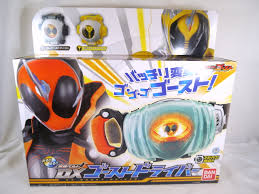 mask rider ghost review and demo dx ghost driver kamen rider ghost