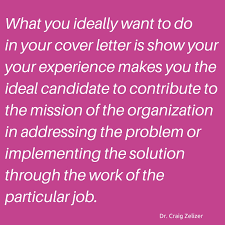 cover letters done perfect for social change careers pcdn