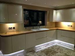 led kitchen lighting led strip lights kitchen fin soundlab club