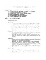 Resume Label Example by 100 Child Resume Sample Child Care Resume