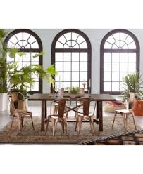 Farmhouse Table And Chairs For Sale Ember Dining Table Created For Macy U0027s Furniture Macy U0027s