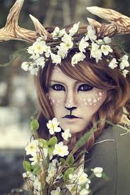 deer makeup halloween pinterest deer makeup makeup