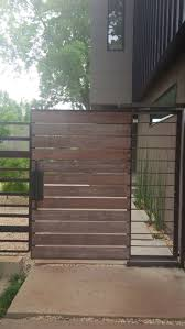 Modern Fence by 53 Best Aluminum Fences Images On Pinterest Aluminum Fence