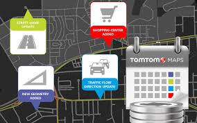 Tomtom Maps Free Download Usa by Tomtom Advances Industry With Weekly Map Updates Business Wire
