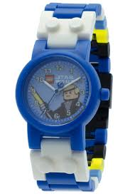amazon com lego star wars luke skywalker kids buildable watch