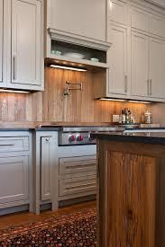 traditional backsplashes for kitchens brown wood kitchen backsplash with traditional kitchen