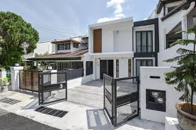 Modern Terrace House Design Home Design Modern Terrace House Design