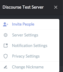 discord javascript error set up discord notifications using the discourse chat integration