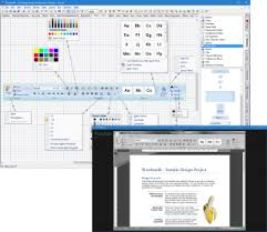 software gui design user interface design and software prototyping tools caretta